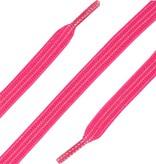 ShoeSupply.eu Elastische Veters plat Rose 90cm