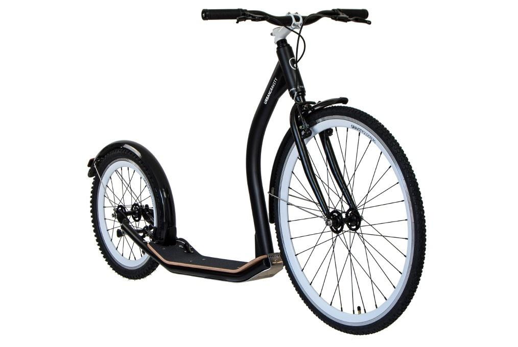 Gravity free scooters. Gravity Urban