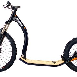 Gravity free scooters. Gravity DH Core