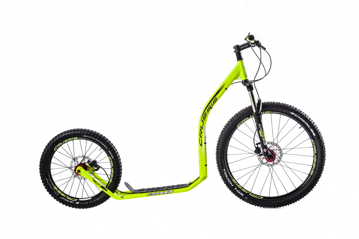Crussis Crussis Cross 6.2 Green
