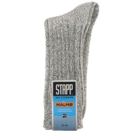 Stapp Sokken Malmo voorgekrompen Anklet