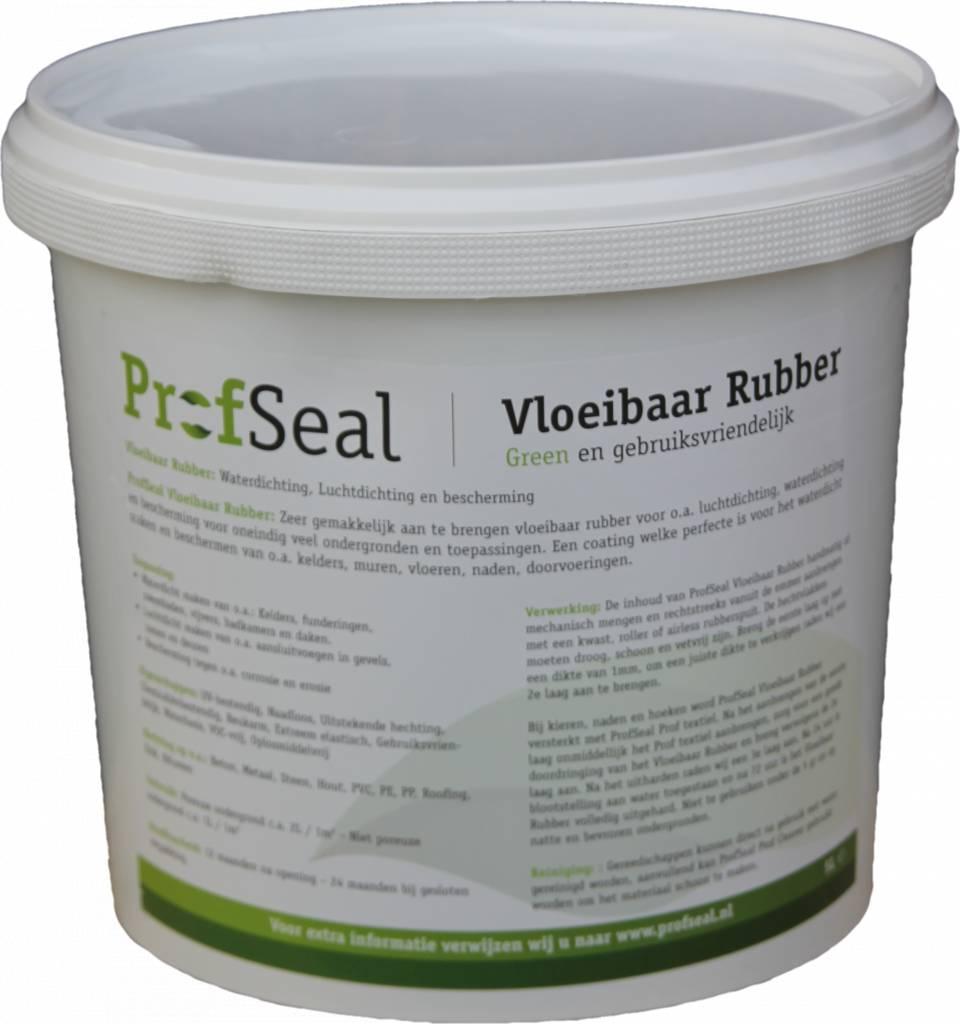 ProfSeal Profseal vloeibaar rubber - 25 liter
