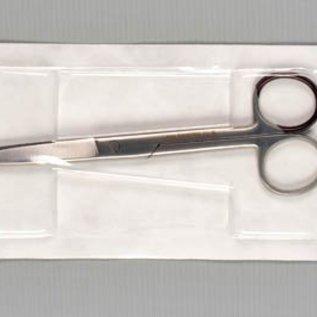 Schaar recht st/st 14 cm.