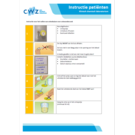 Patientinstructie t.b.v. verzamelen urine, per 20 stuks