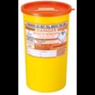 Sharpsguard Naaldcontainer 5,0 liter, excl. kosten afvalverwerking