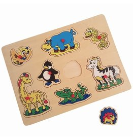 Playwood Insteek puzzel giraffe