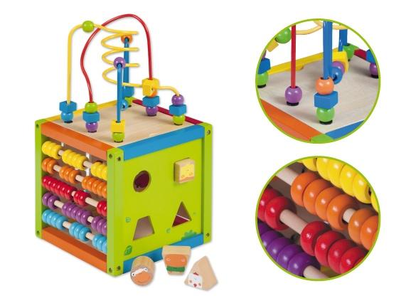 Jouéco Activiteiten kubus
