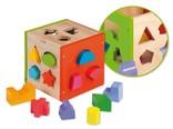 Jouéco Vormenstoof kubus