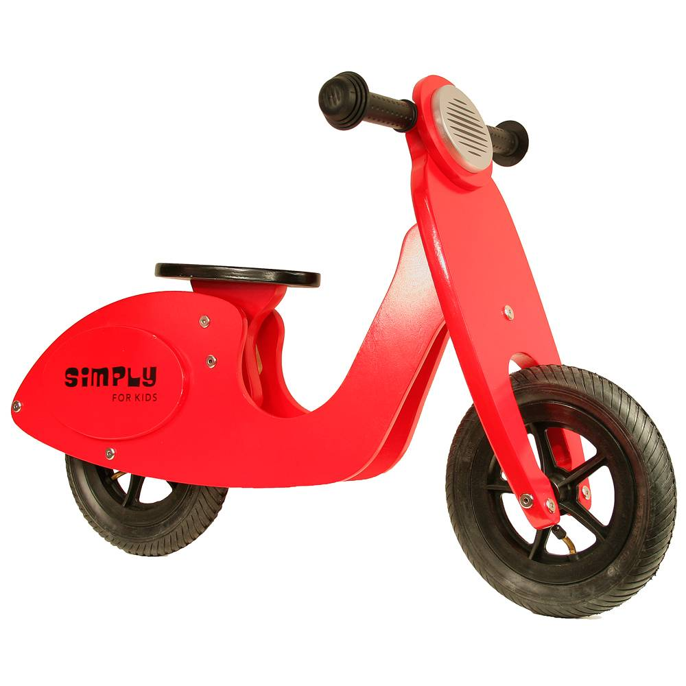 Simply for Kids Loopfiets rode scooter