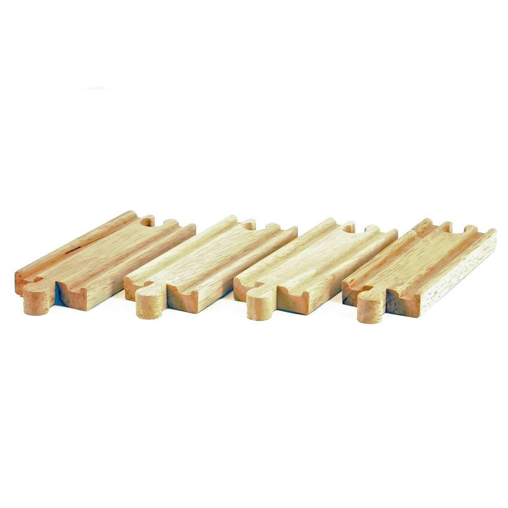 Mentari Railstuk recht 4x kort (10,7 cm)
