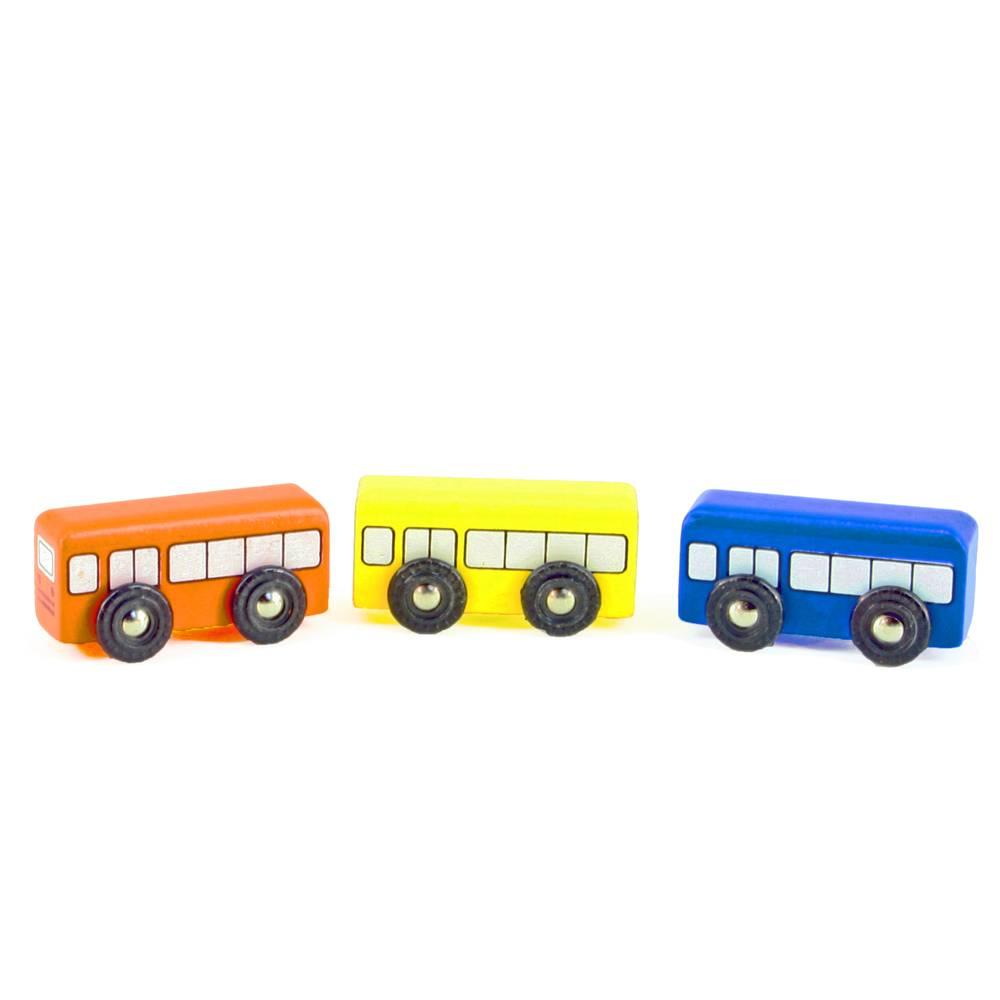 Mentari Autobus 7 cm (2 stuks)