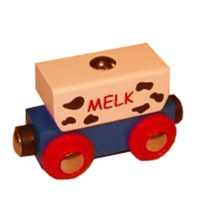 Mentari Melk transport wagon