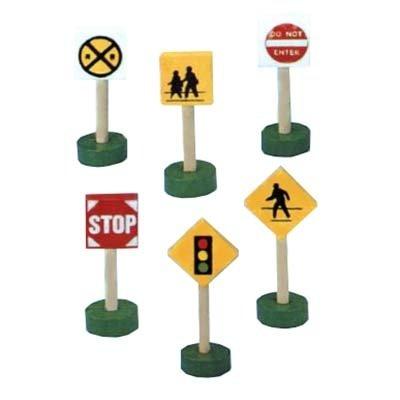 Mentari Set a 6 verkeersborden