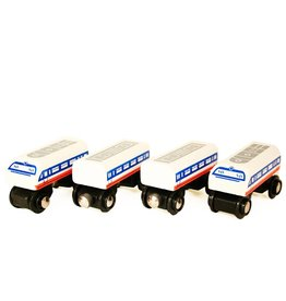 Mentari Intercity treinstel 4-delig