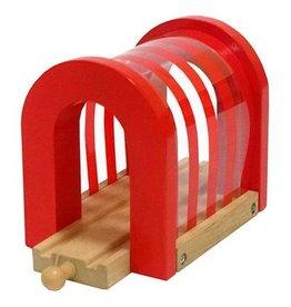 Mentari Tunnel rood 16 x 8 cm