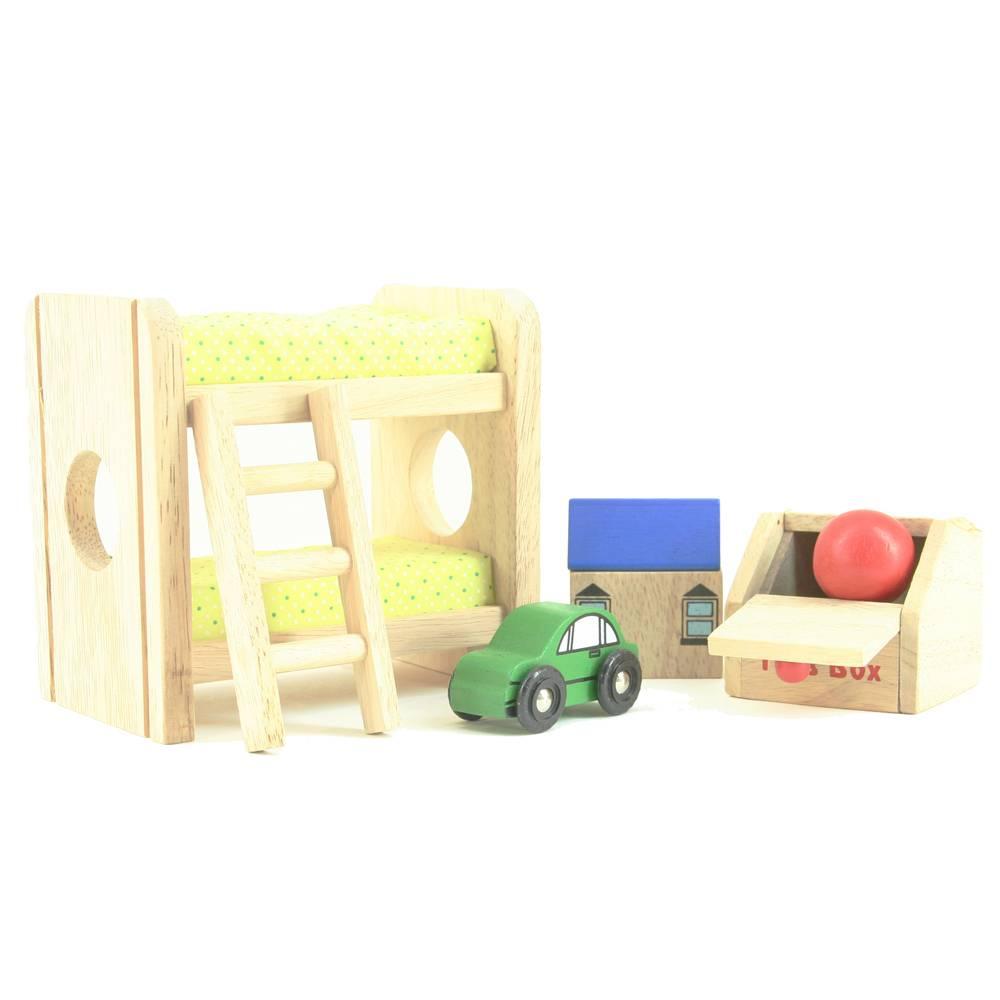 Mentari Kinderkamer met stapelbed