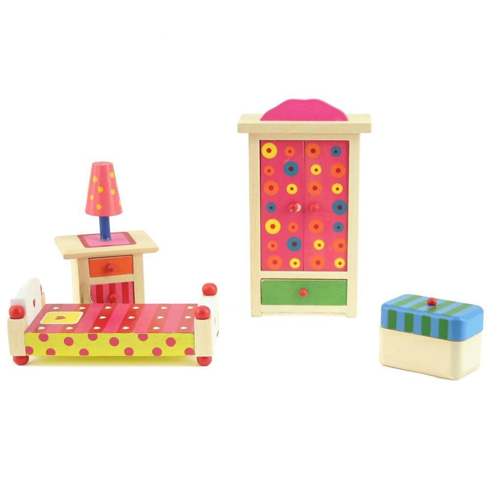 Roze meisjeskamer