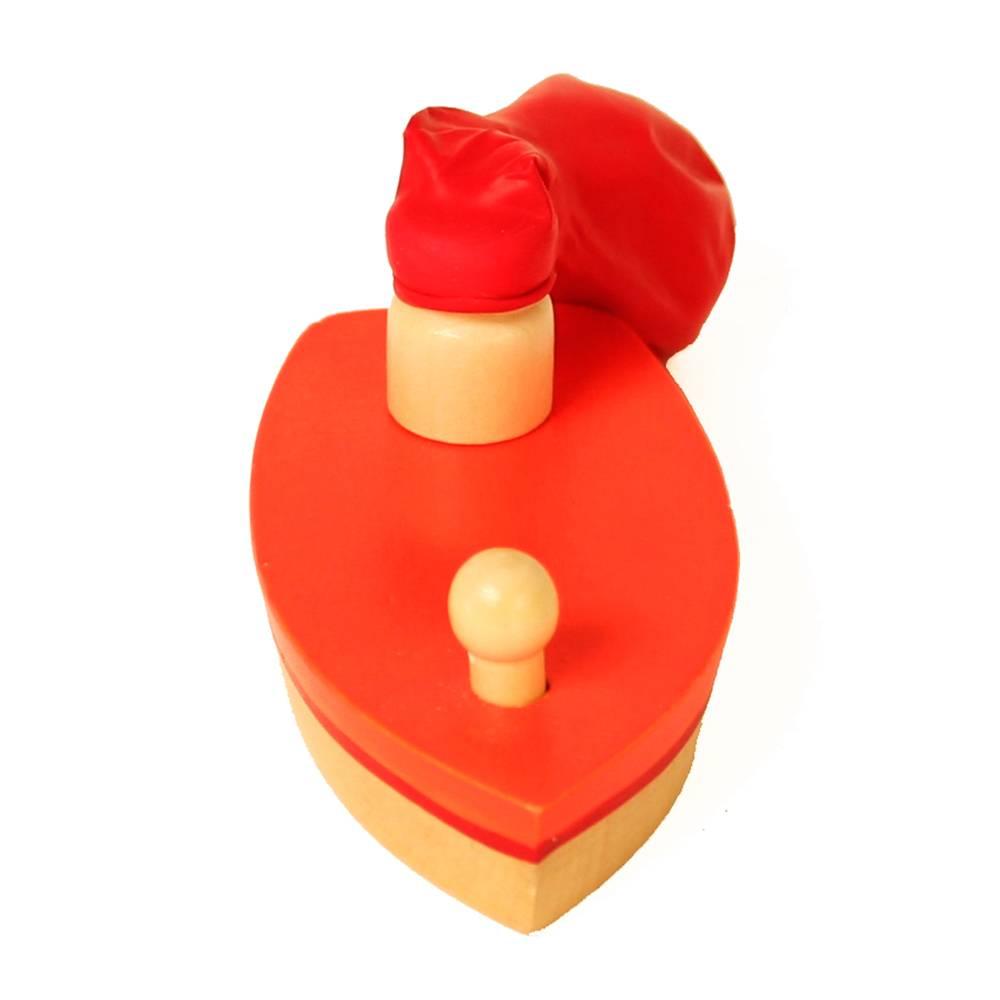 Simply for Kids Ballon bootje oranje