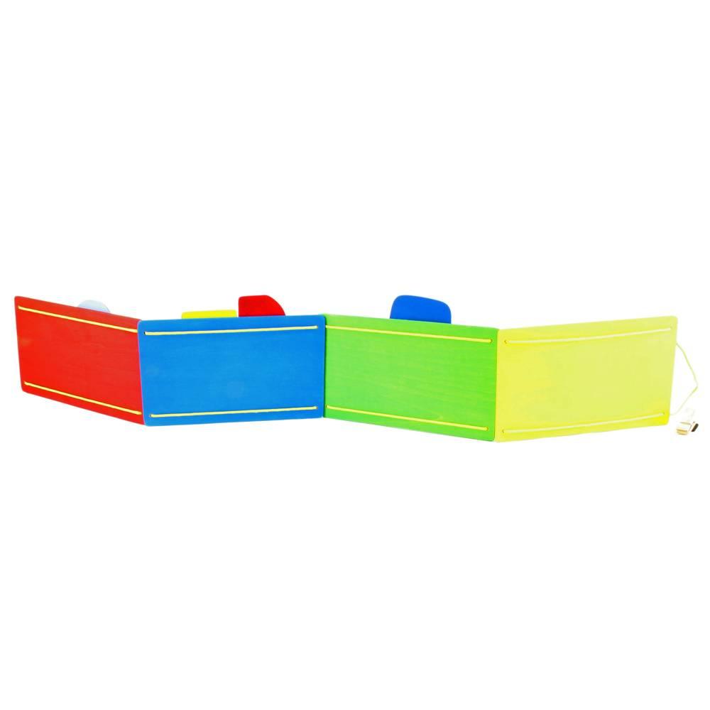 Simply for Kids Inklapbare meetlat auto's