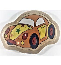 Legpuzzel klein auto