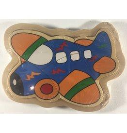 Legpuzzel klein vliegtuig
