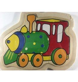 Legpuzzel klein locomotief