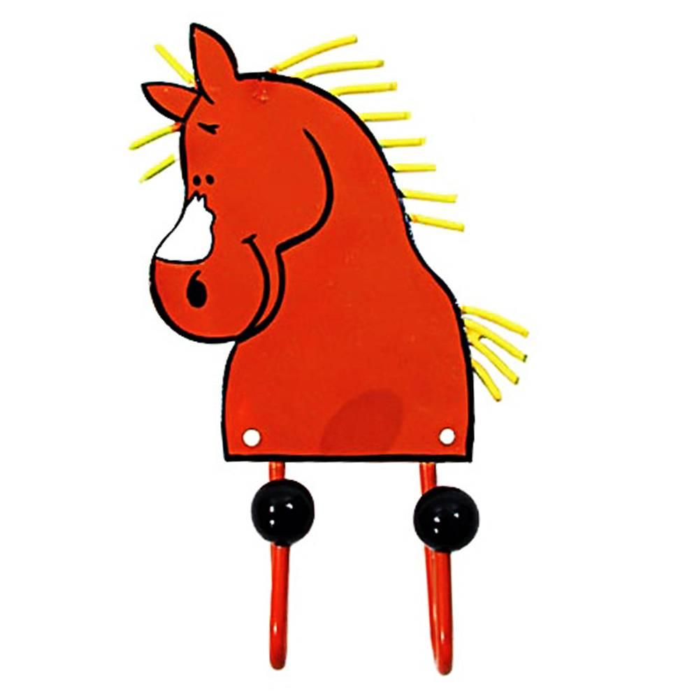 Kapstok met paard