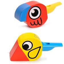 Vogel fluit