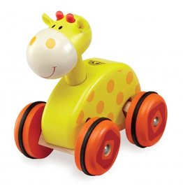Wonderworld Trekfiguur giraf
