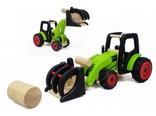 Pintoy Pintoy tractor met hooibaal