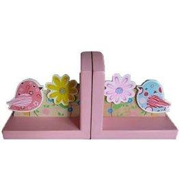 Simply for Kids Set boekensteunen vogels