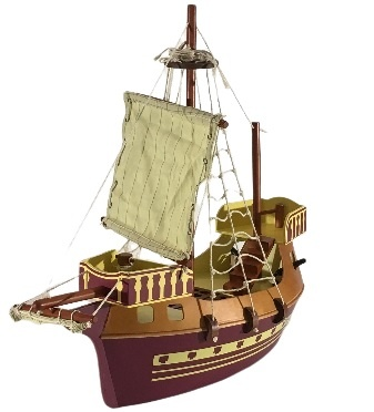 Classic Piratenboot Groot