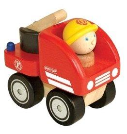 Pintoy Brandweerwagen Pintoy