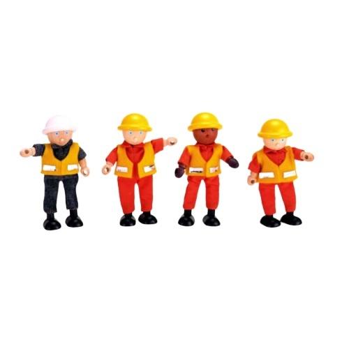 Pintoy Wegen/bouw medewerkers