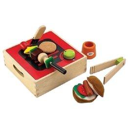 Wonderworld BBQ picknickset