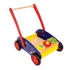 Pintoy Pintoy Activity loopwagen