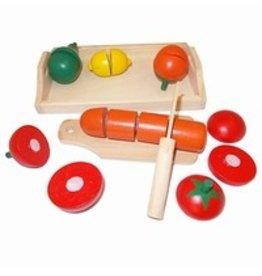 Playwood Dienblad fruit en groente