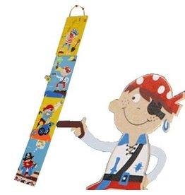 Simply for Kids Inklapbare meetlat piraat