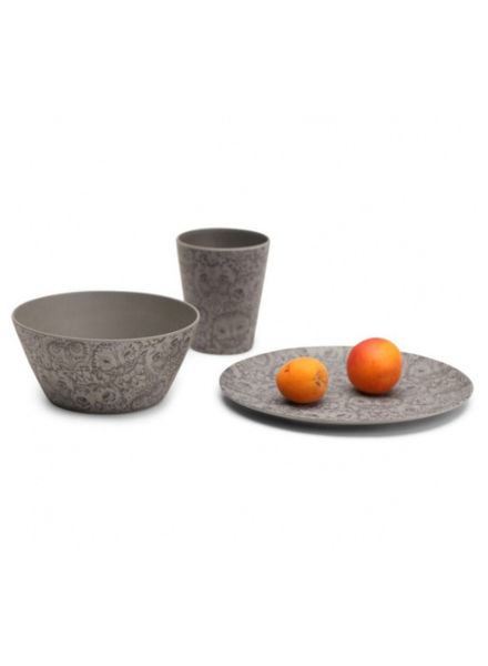 soft gallery Tableware - AOP OWl Drizzle