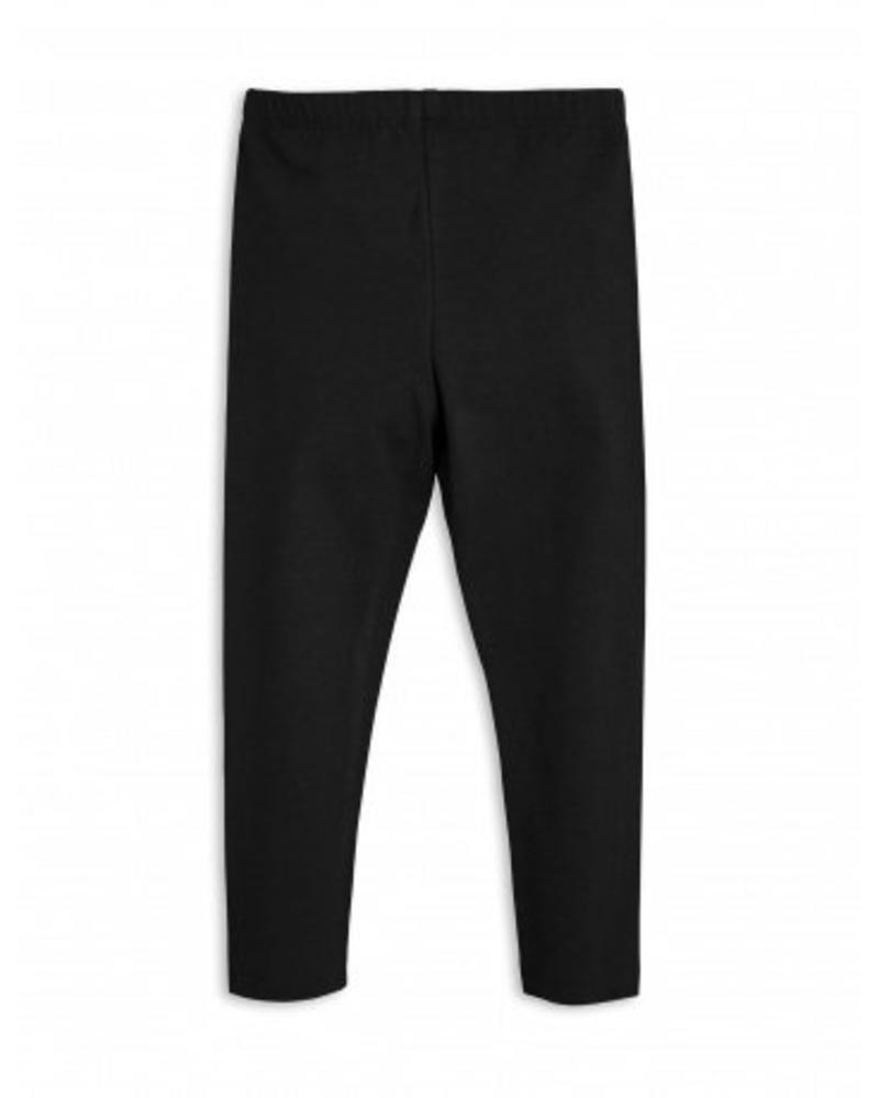 Mini Rodini Basic Leggings - Black