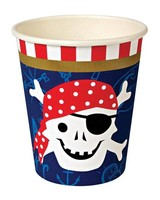 Meri Meri AHOY THERE PIRATE PARTY CUP