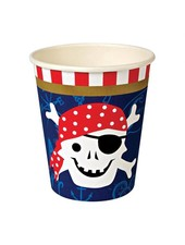 Meri Meri AhoyThere Pirate Party Cup