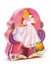 Djeco Silhouettenpuzzle - Cinderella
