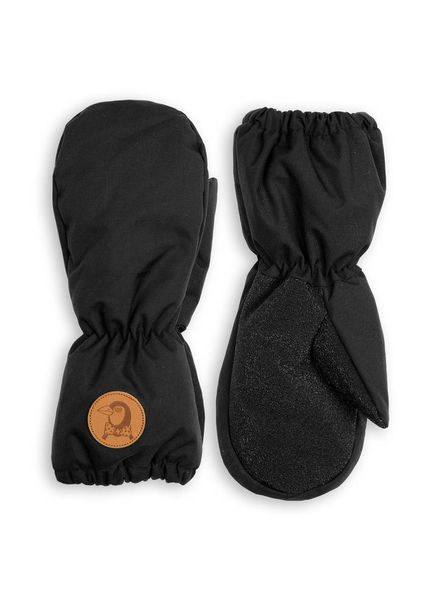Mini Rodini Alaska Glove - Black
