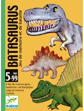Djeco Card game - Batasaurus