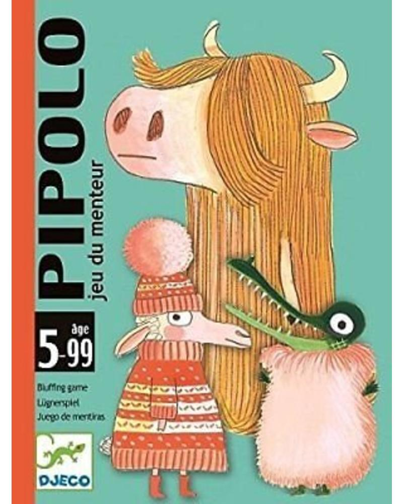 Djeco Card game - Pipolo