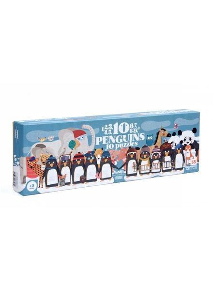 Londji 10 Pinguine Puzzle