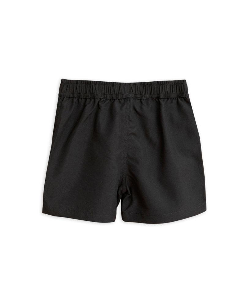 Mini Rodini Fish Swimshorts - black