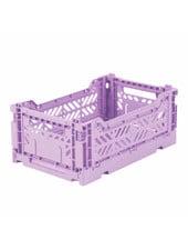 Ay-kasa Folding Crate - Orchid