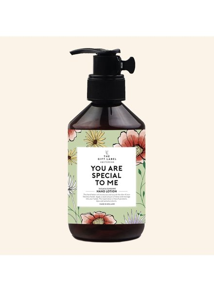 Handlotion - You Are Special To Me